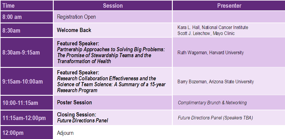 SciTS 2016 Thursday Agenda May02 Update
